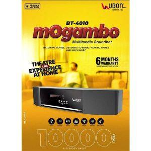 Ubon BT-4010 Mogambo Multimedia Soundbar