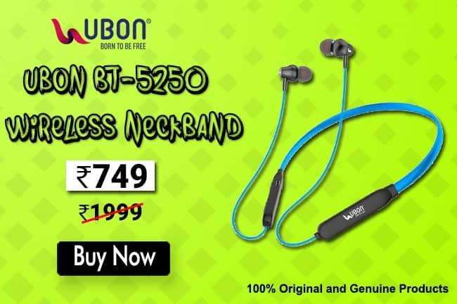 Ubon BT5250 Neckband