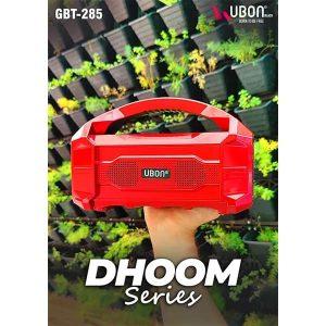 Ubon GBT-285 Dhoom Series 16W Bluetooth Speaker
