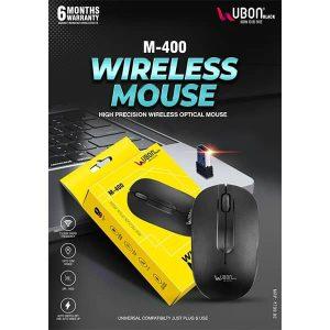 Ubon M-400 Wireless Mouse