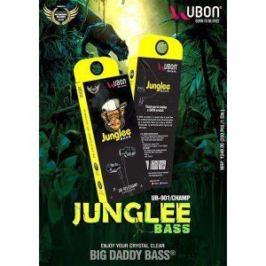 Ubon UB-901 Champ Junglee Bass Earphones
