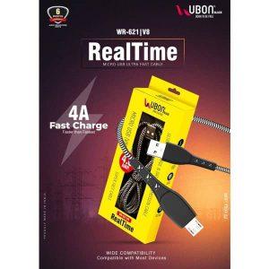 Ubon WR-621 V8 Micro USB Ultra Fast Cable