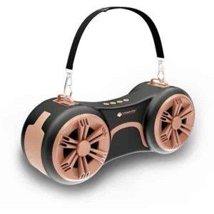 VingaJoy SP-6550 Auto Beat Portable Wireless Speaker