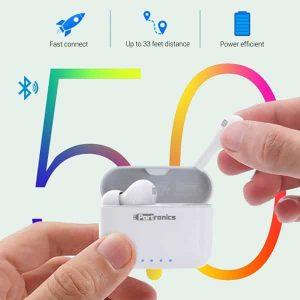 Portronics Harmonics Twins 33 Truly Wireless Bluetooth Earbuds