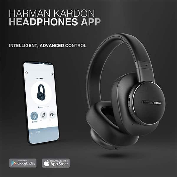 Harman Kardon Fly Wireless Headphone with Mic
