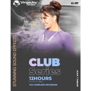 VingaJoy CL-137 Club Series Wireless Neckband