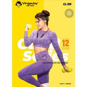 VingaJoy CL-139 Club Series Wireless Neckband