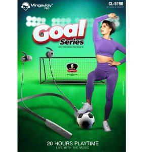 VingaJoy CL-5190 Goal Series Wireless Neckband