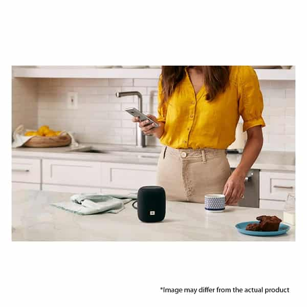 JBL Link Music Smart Speaker with Built-in Google Assistant
