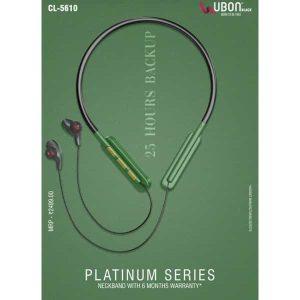 Ubon CL-5610 Platinum Series Wireless Neckband