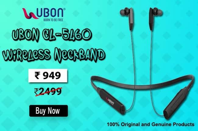 Ubon-CL5460 Neckband